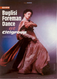 Dancer Magazine